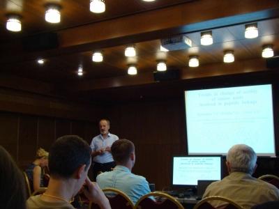 Кластер конференций - 2018, г. Суздаль, 1-6 июля